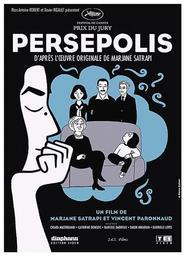 Persepolis / un film de Marjane Satrapi et Vincent Paronnaud   Satrapi, Marjane. Metteur en scène ou réalisateur