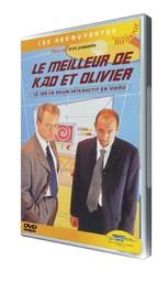 Le Meilleur de Kad et Olivier / 23 sketches de Kad Merad et Olivier Barroux   Merad, Kad. Interprète