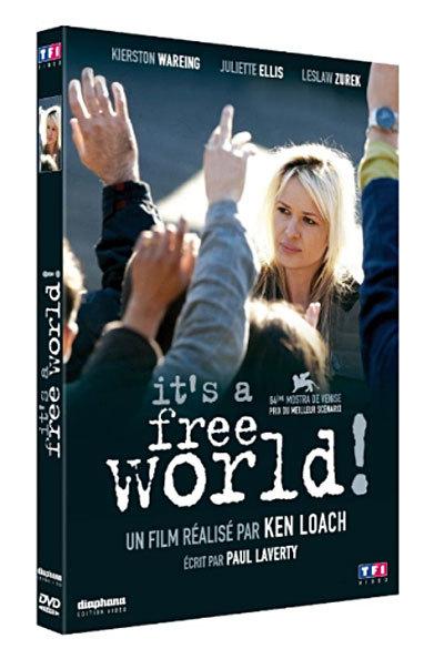 It's a free world ! / un film de Ken Loach   Loach, Ken. Metteur en scène ou réalisateur