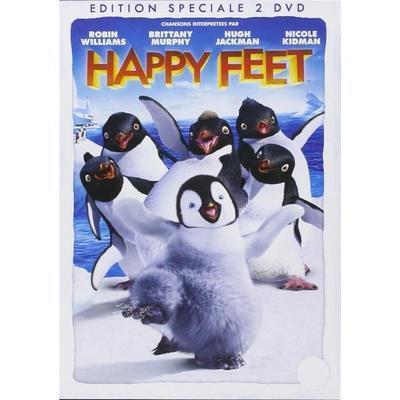 Happy feet 1 / un film d'animation de George Miller | Miller, George. Metteur en scène ou réalisateur