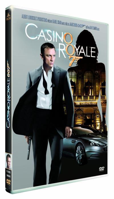 James Bond 007 : Casino Royale / un film de Martin Campbell | Campbell, Martin (1943-....). Metteur en scène ou réalisateur