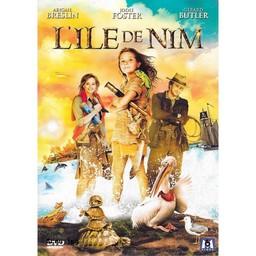 L' Ile de Nim / un film de Mark Levin et Jennifer Flackett | Levin, Mark. Metteur en scène ou réalisateur