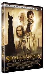 Le seigneur des anneaux : Les deux tours Vol 2 / un film de Peter Jackson   Jackson, Peter. Metteur en scène ou réalisateur