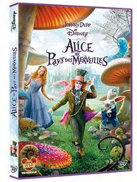 Alice au pays des merveilles / un film de Tim Burton | Burton, Tim. Metteur en scène ou réalisateur
