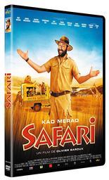 Safari / un film d'Olivier Baroux | Baroux, Olivier. Metteur en scène ou réalisateur