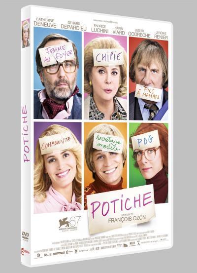 Potiche / un film de François Ozon | Ozon, François. Metteur en scène ou réalisateur