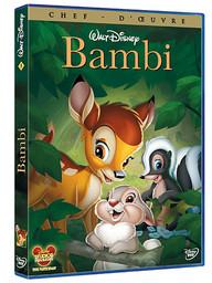 Bambi / un film d'animation de David Hand des studios Walt Disney | Hand, David. Metteur en scène ou réalisateur