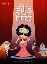 Sita chante le blues / un film d'animation pour adultes de Nina Paley | Paley, Nina. Metteur en scène ou réalisateur