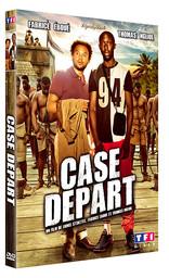 Case départ / un film de Lionel Steketee, Fabrice Eboué et Thomas Ngijol   Steketee, Lionel. Metteur en scène ou réalisateur