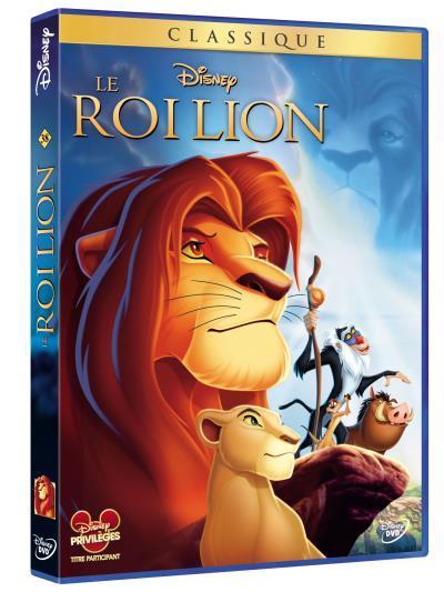 Le Roi Lion 1 / un film d'animation de Roger Allers et Rob Minkoff des studios Disney | Allers, Roger. Metteur en scène ou réalisateur