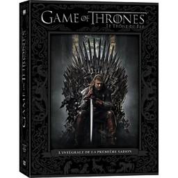 Game of thrones, saison 1 : le Trône de fer / une série télé réalisée par Tim Van Patten, Brian Kirk, Daniel Minahan, Alan Taylor   Van Patten, Timothy. Metteur en scène ou réalisateur