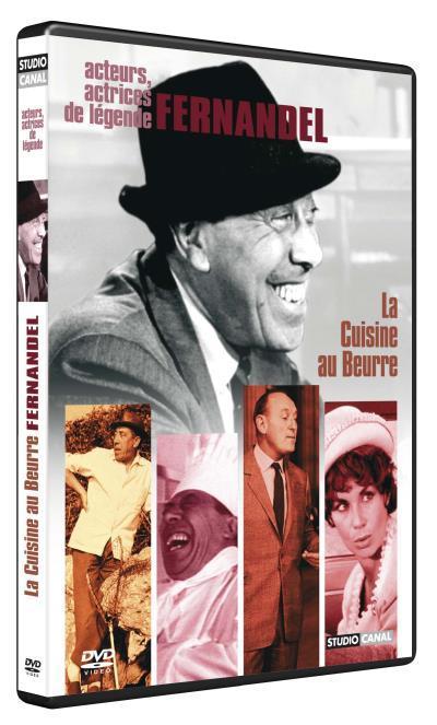La Cuisine au beurre / un film de Gilles Grangier | Grangier, Gilles. Metteur en scène ou réalisateur