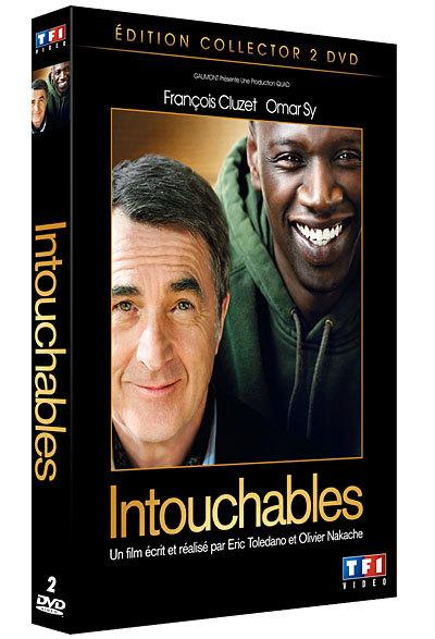 Intouchables / un film d'Eric Toledano et Olivier Nakache   Toledano, Eric. Metteur en scène ou réalisateur