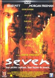 Seven / un film de David Fincher   Fincher, David. Metteur en scène ou réalisateur