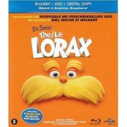Le Lorax / un film d'animation de Chris Renaud et Kyle Balda | Renaud, Chris. Metteur en scène ou réalisateur