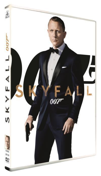 James Bond 007 : Skyfall / un film de Sam Mendes | Mendes, Sam. Metteur en scène ou réalisateur