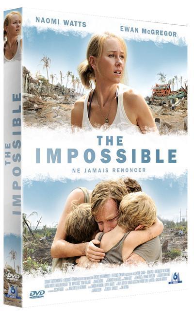 Impossible (The) / un film de Juan Antonio Bayona   Bayona, Juan Antonio (1975-....). Metteur en scène ou réalisateur