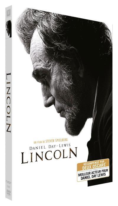 Lincoln / un film de Steven Spielberg | Spielberg, Steven. Metteur en scène ou réalisateur