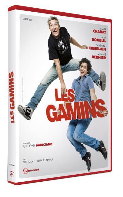 Les Gamins / un film de Anthony Marciano   Marciano, Anthony. Metteur en scène ou réalisateur