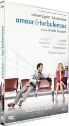 Amour & [et] turbulences / un film d'Alexandre Castagnetti   Castagnetti, Alexandre. Metteur en scène ou réalisateur