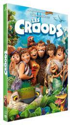 Les Croods / un film d'animation de Chris Sanders et Kirk de Micco | Sanders, Chris. Metteur en scène ou réalisateur