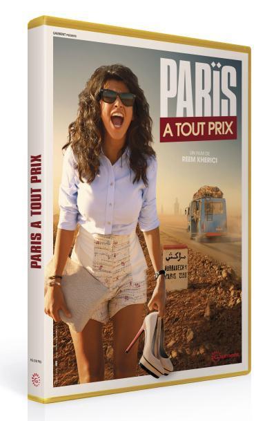 Parïs à tout prix / un film de Reem Kherici | Kherici, Reem. Metteur en scène ou réalisateur