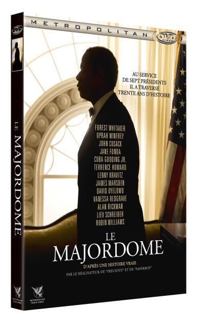Le Majordome / un film de Lee Daniels   Daniels, Lee. Metteur en scène ou réalisateur