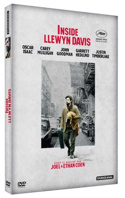 Inside Llewyn Davis / un film de Joel et Ethan Coen | Coen, Ethan. Metteur en scène ou réalisateur