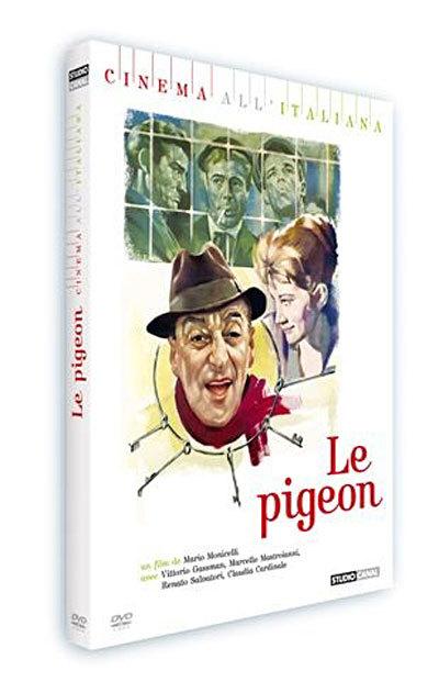 Le Pigeon / un film de Mario Monicelli | Monicelli, Mario. Metteur en scène ou réalisateur