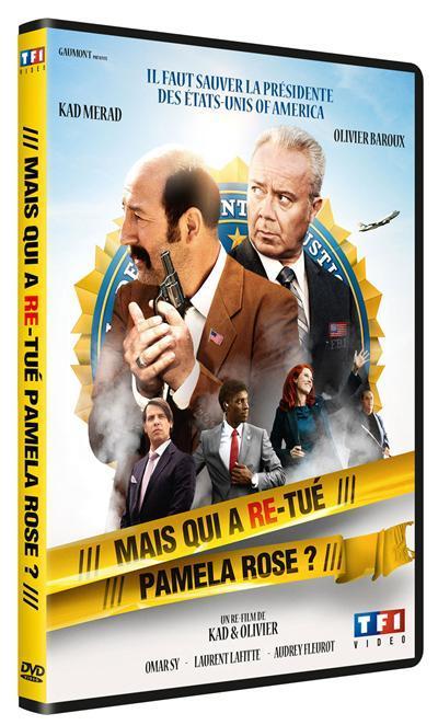 Mais qui a re-tué [retué] Pamela Rose ? / un film de Kad Merad et Olivier Baroux   Merad, Kad. Metteur en scène ou réalisateur