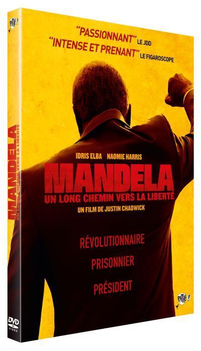 Mandela, un long chemin vers la liberté / un film de Justin Chadwick | Chadwick, Justin. Metteur en scène ou réalisateur