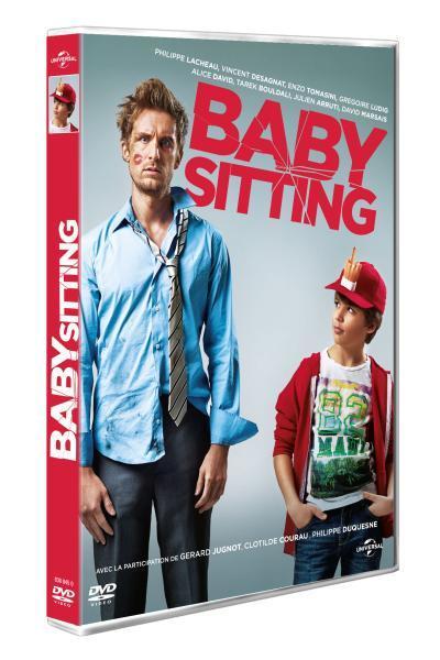 Babysitting [Baby sitting] / un film de Philippe Lacheau et Nicolas Benamou   Lacheau, Philippe. Metteur en scène ou réalisateur