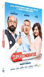 Supercondriaque / un film de Dany Boon   Boon, Dany. Metteur en scène ou réalisateur