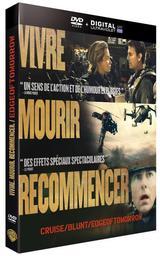 Vivre, mourir, recommencer : edge of tomorrow / un film de Doug Liman   Liman, Doug. Metteur en scène ou réalisateur