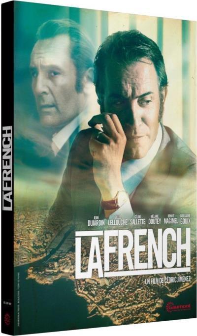 La French / un film de Cédric Jimenez   Jimenez, Cédric. Metteur en scène ou réalisateur