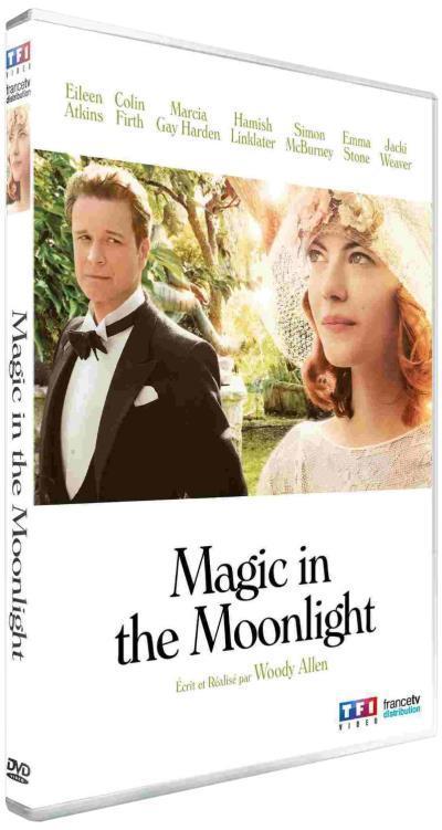 Magic in the moonlight / un film de Woody Allen | Allen, Woody. Metteur en scène ou réalisateur