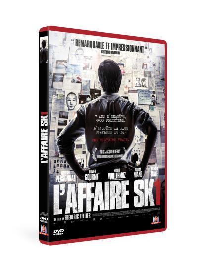 L' Affaire SK1 / un film de Frédéric Tellier | Tellier, Frédéric. Metteur en scène ou réalisateur