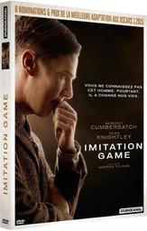 Imitation game / un film de Morten Tyldum   Tyldum, Morten. Metteur en scène ou réalisateur