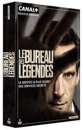 Le Bureau des légendes - Saison 1 / une série télé créée par Eric Rochant | Rochant, Eric. Auteur. Scénariste