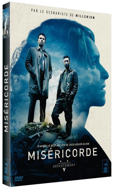 Les Enquêtes du département V : Miséricorde / un film de Mikkel Norgaard   Norgaard, Mikkel. Metteur en scène ou réalisateur