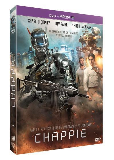 Chappie / un film de Neill Blomkamp | Blomkamp, Neill. Metteur en scène ou réalisateur