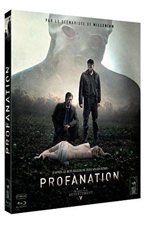 Les Enquêtes du département V : Profanation / un film de Mikkel Norgaard | Norgaard, Mikkel. Metteur en scène ou réalisateur