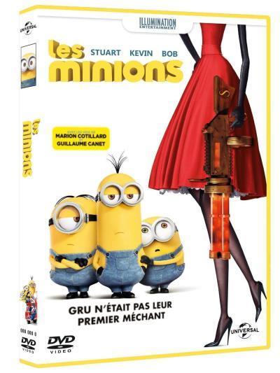Les Minions / un film d'animation de Kyle Balda et Pierre Coffin   Balda, Kyle. Metteur en scène ou réalisateur