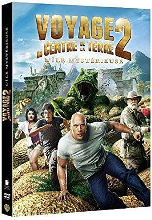 Voyage au centre de la Terre 2 : l'île mystérieuse / un film de Brad Peyton   Peyton, Brad. Metteur en scène ou réalisateur