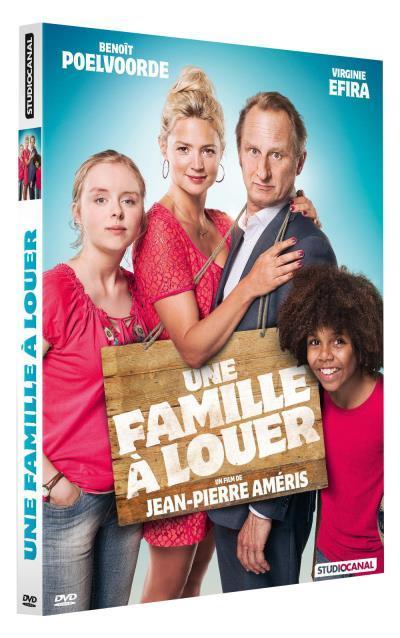 Famille à louer (Une) / un film de Jean-Pierre Améris   Améris, Jean-Pierre. Metteur en scène ou réalisateur