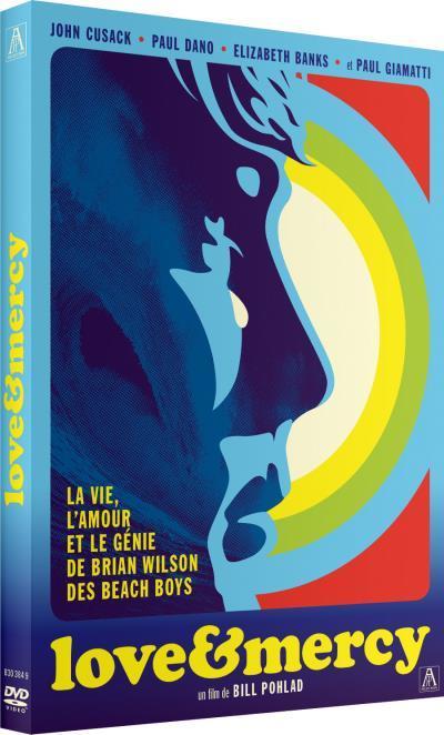 Love & [and] mercy : la vie, l'amour et le génie de Brian Wilson des Beach Boys / un film de Bill Pohlad   Pohlad, Bill. Metteur en scène ou réalisateur