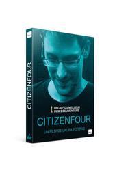 CitizenFour : l'affaire Snowden / un film documentaire de Laura Poitras | Poitras, Laura. Metteur en scène ou réalisateur