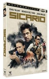 Sicario / un film de Denis Villeneuve   Villeneuve, Denis. Metteur en scène ou réalisateur