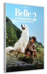 Belle et Sébastien 2 : l'aventure continue / un film de Christian Duguay   Duguay, Christian. Metteur en scène ou réalisateur