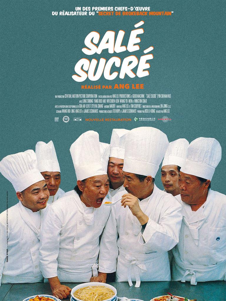 Salé sucré / un film de Ang Lee | Lee, Ang (1954-....). Metteur en scène ou réalisateur